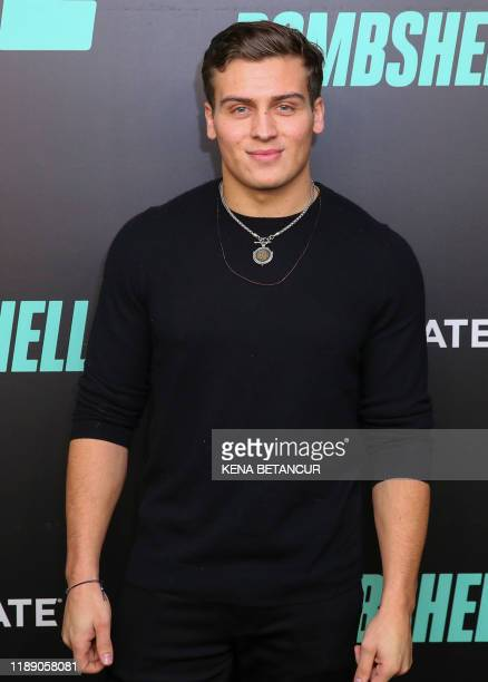Frank Catania attends the Bombshell New York Screening at Jazz at Lincoln Center on December 16 2019 in New York City