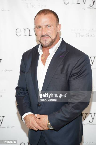 Frank Catania attends the Envy By Melissa Gorga Fashion Show on May 03 2019 in Hawthorne New Jersey