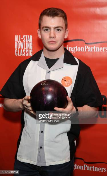 Frank DiFalco attends the Second Stage Theatre 2018 Bowling Classic at Lucky Strike on February 12 2018 in New York City