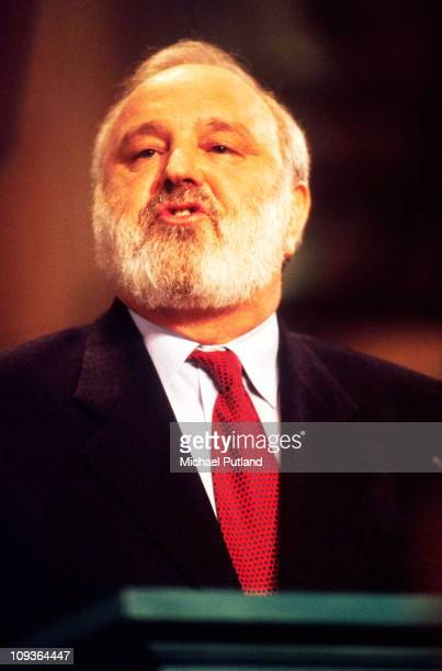 Frank Dobson Labour Party Conference UK 1996