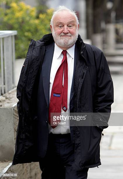 Frank Dobson MP attends the opening of the New Horizons Youth Centre in Camden on February 23 2010 in London England The fully refurbished youth...