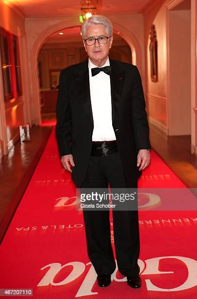 Frank Elstner during the Gala Spa Awards 2015 at Brenners ParkHotel Spa on March 21 2015 in BadenBaden Germany