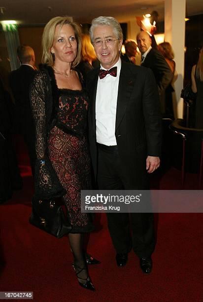 Frank Elstner Ehefrau Britta Gessler Bei Der Bambi Party Die Preisträger Feiern Bei Der Aftershow Party