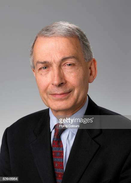Frank Field MP Labour Birkenhead