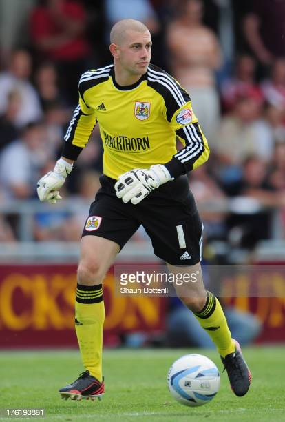 Frank Fielding of Bristol City during the Sky Bet League One match between Coventry City and Bristol City at Sixfields Stadium on August 11 2013 in...