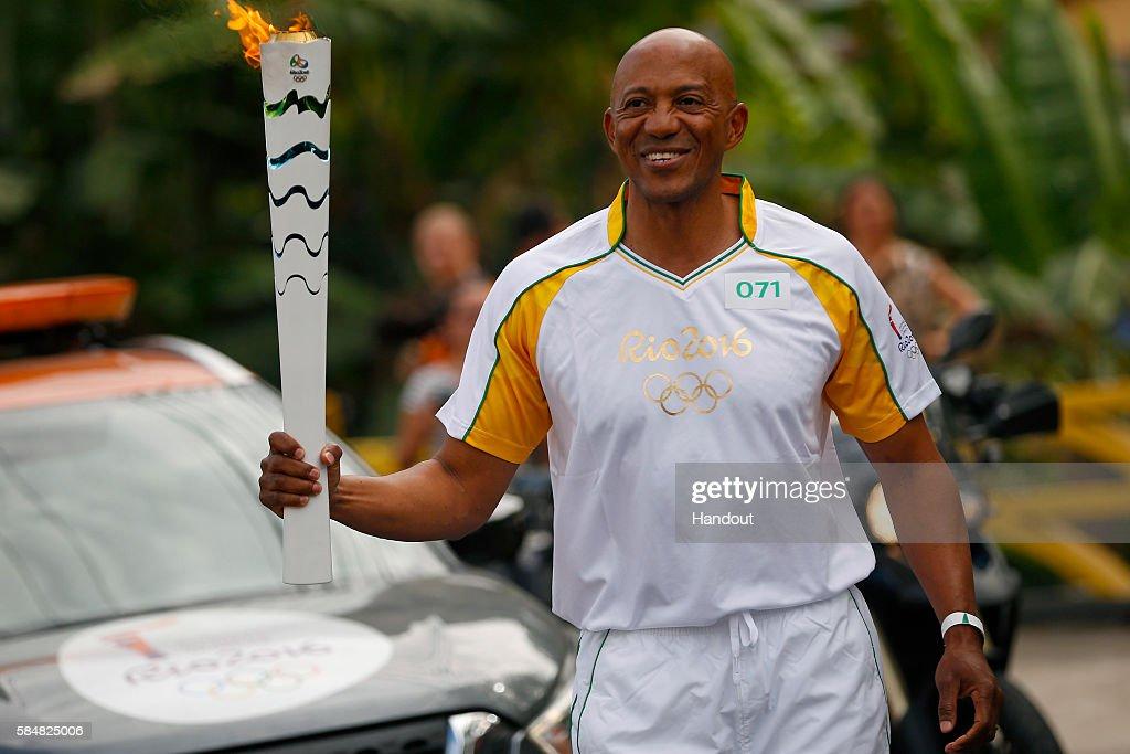 Olympic Torch Relay Around Brazil