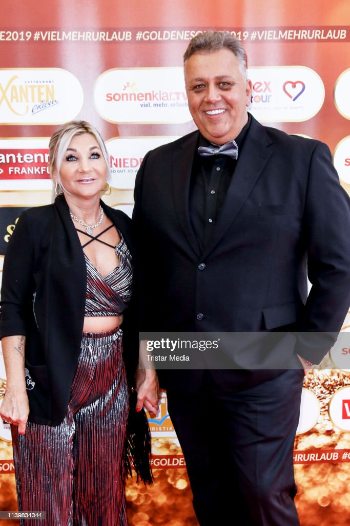 Frank Fussbroich And His Wife Elke Fussbroich During The Goldene News Photo Getty Images