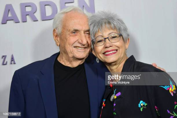 Frank Gehry and Berta Gehry attend the Hammer Museum 16th Annual Gala in the Garden with generous support from South Coast Plaza at the Hammer Museum...