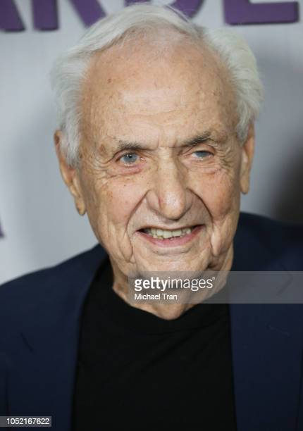 Frank Gehry attends the 2018 Hammer Museum Gala In The Garden held on October 14, 2018 in Los Angeles, California.