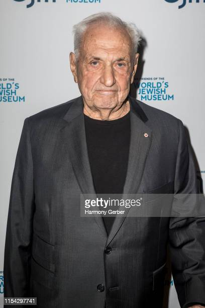 Frank Gehry attends the Inaugural Gala For World's Jewish Museum at Montage Beverly Hills on June 06, 2019 in Beverly Hills, California.