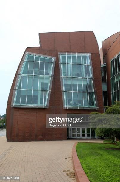 Frank Gehry's Albert H. Vontz Center for Molecular Studies at the University of Cincinnati in Cincinnati, Ohio on July 22, 2017. MANDATORY MENTION OF...