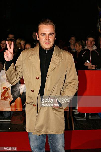 "Frank Giering On In The Germany premiere of ""In the shoes my sister"" in Cinestar Sony Center in Berlin 041105."