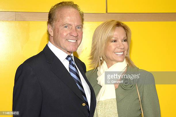 Frank Gifford and Kathie Lee Gifford during Kathie Lee Gifford and Frank Gifford Celebrate The Rededication of Cassidy's Place at Cassidy's Place in...