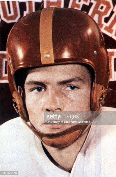 Frank Gifford of the University of Southern California
