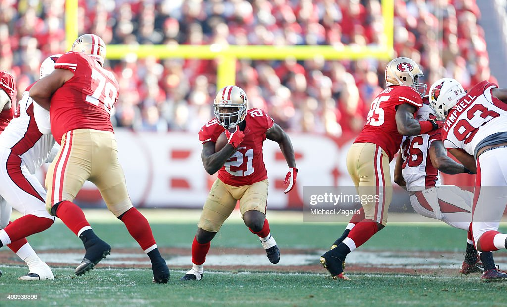 Arizona Cardinals v San Francisco 49ers : News Photo