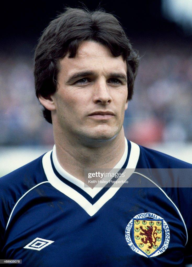 Frank Gray  -  Scotland : News Photo