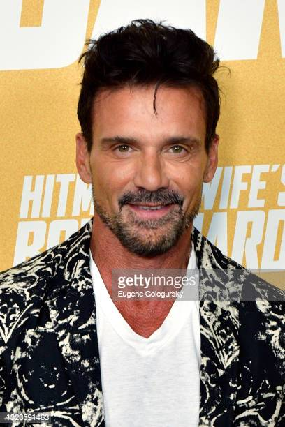 """Frank Grillo attends the """"Hitman's Wife's Bodyguard"""" special screening at Crosby Street Hotel on June 14, 2021 in New York City."""