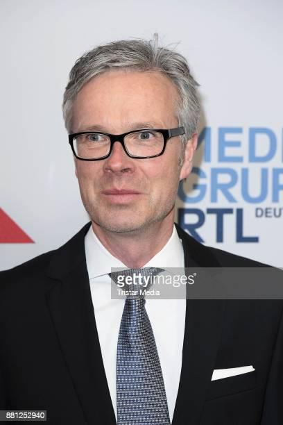 Frank Hoffmann attends the 25 years anniversary ntv event at Bertelsmann Repraesentanz on November 28 2017 in Berlin Germany
