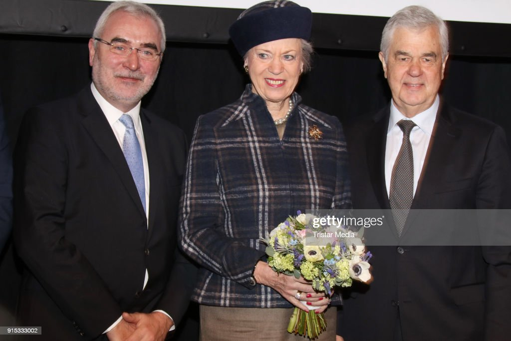 Princess Benedikte Of Denmark Attends HAMBURG REISEN Trade Fair Opening