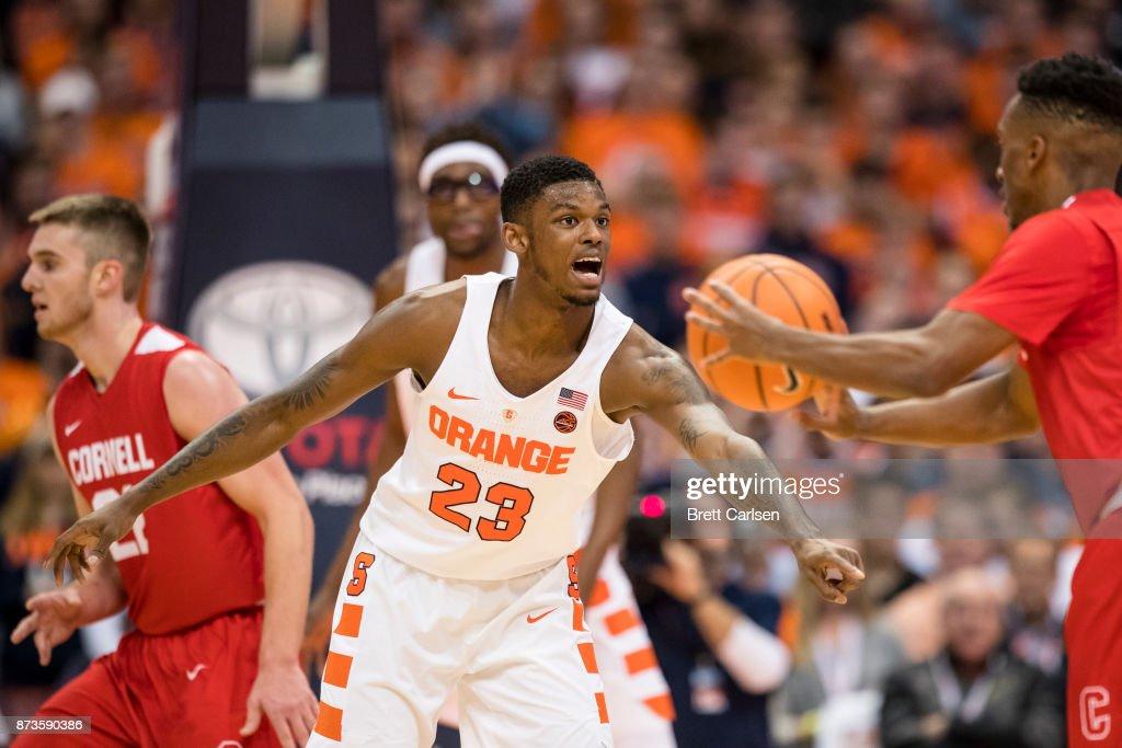 Cornell v Syracuse
