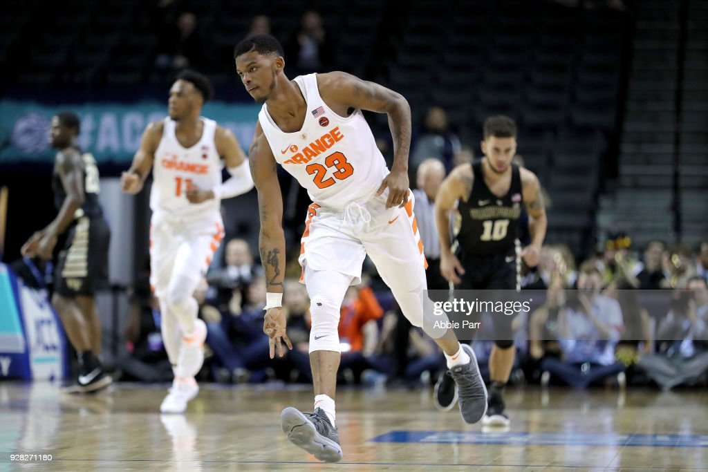 ACC Basketball Tournament - First Round