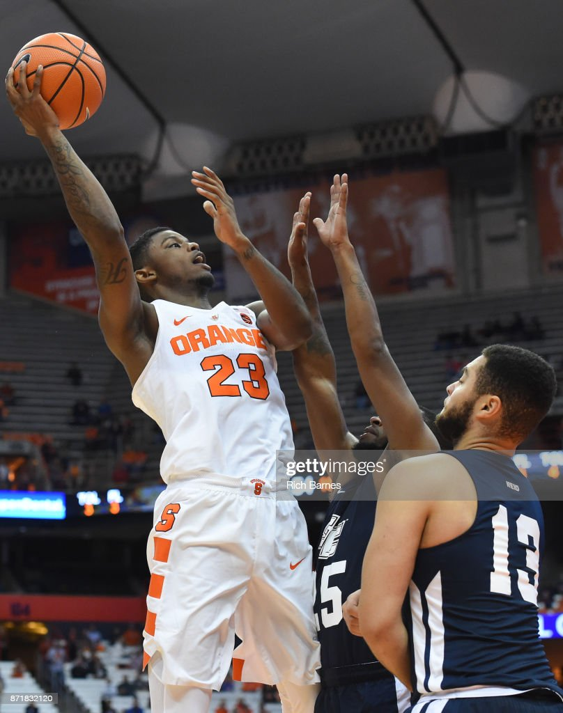 Southern Connecticut State v Syracuse