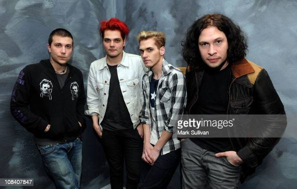 American Express Presents My Chemical Romance Photos and ...