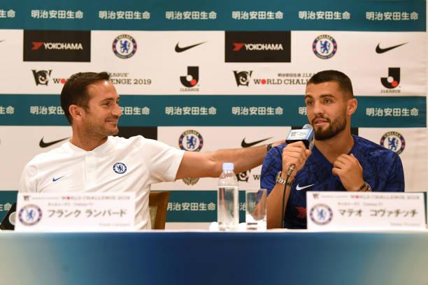 JPN: Chelsea Pre-Season Tour to Japan - Day 1