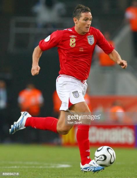 Frank LAMPARD Anleterre / Suede Coupe du Monde 2006