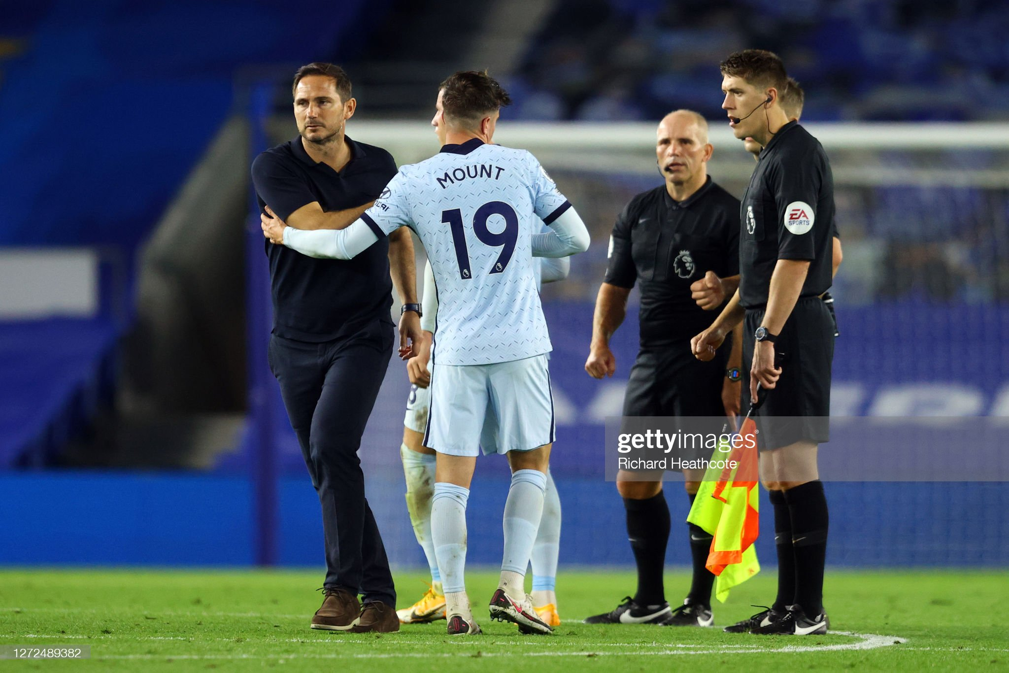 Brighton & Hove Albion v Chelsea - Premier League : News Photo