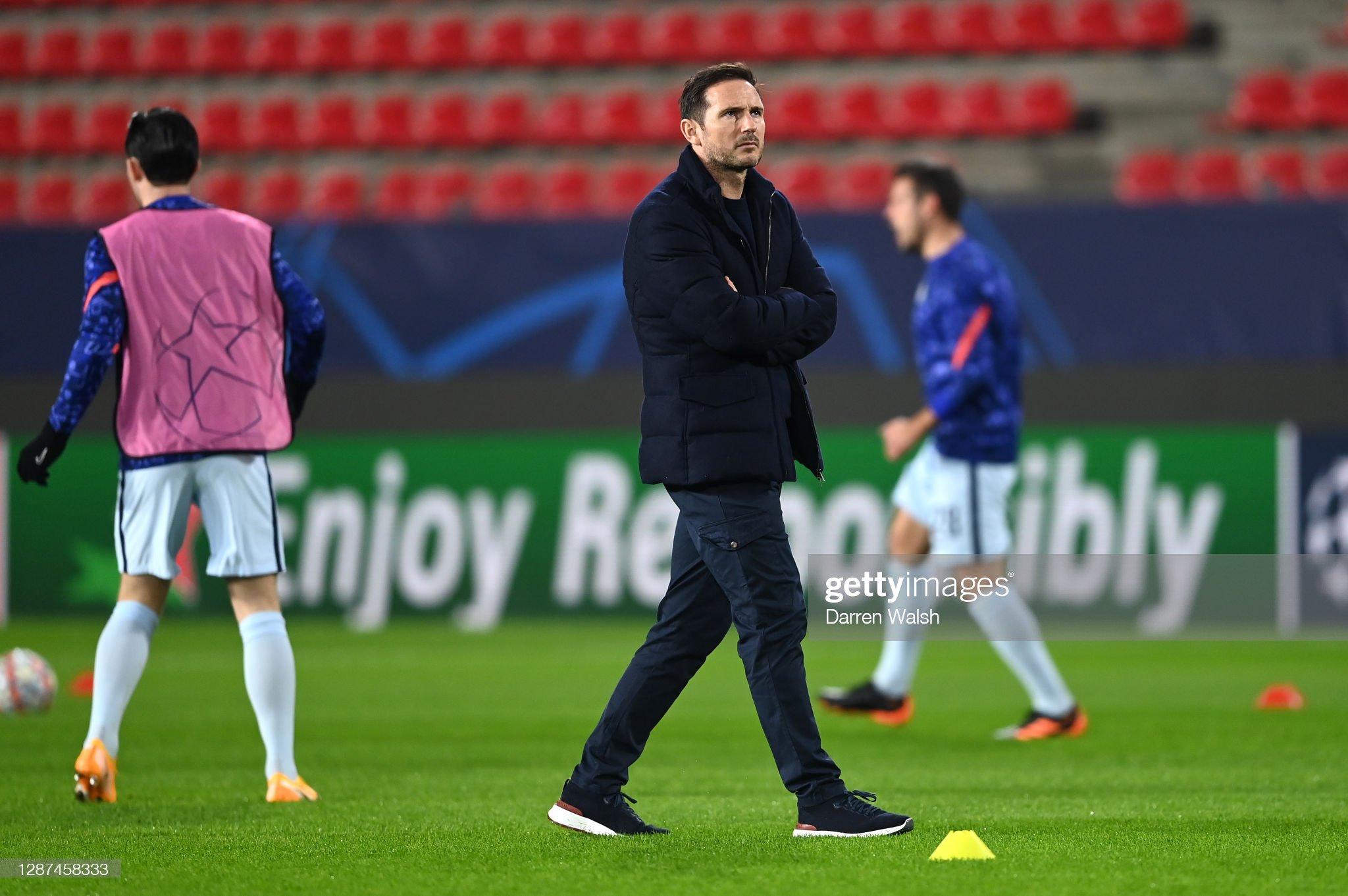 Stade Rennais v Chelsea FC: Group E - UEFA Champions League : News Photo