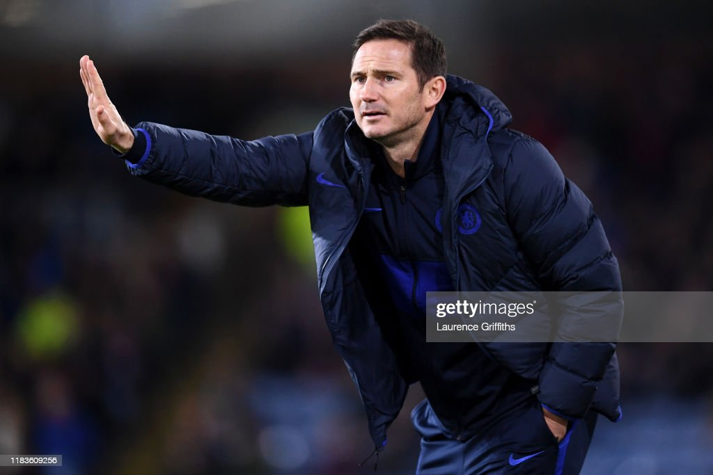 Burnley FC v Chelsea FC - Premier League : News Photo