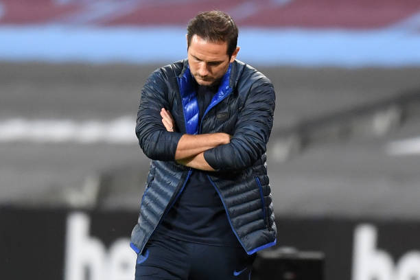 GBR: Frank Lampard Sacked As Chelsea Manager