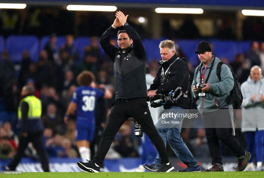 Chelsea v Derby County - Carabao Cup Fourth Round : News Photo
