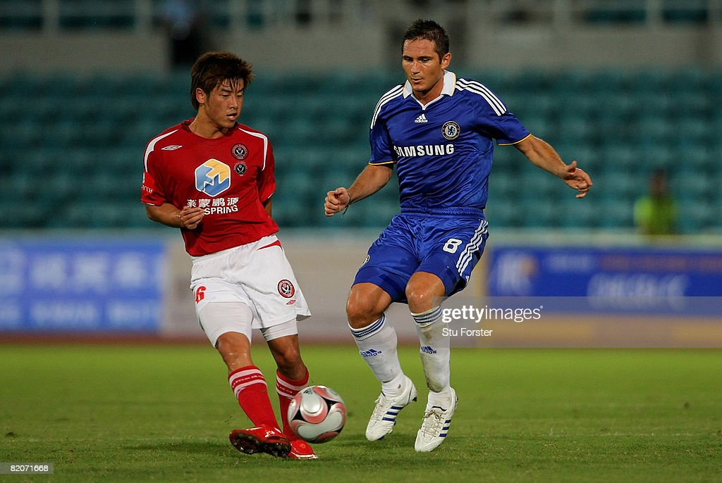 Chengdu Blades v Chelsea - Pre Season Friendly : News Photo