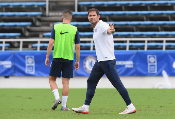 JPN: Chelsea Pre-Season Tour to Japan - Day 2