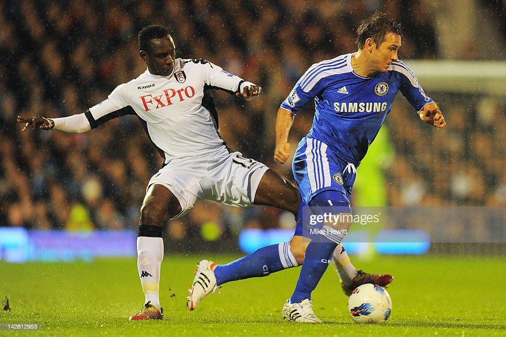 Fulham v Chelsea - Premier League