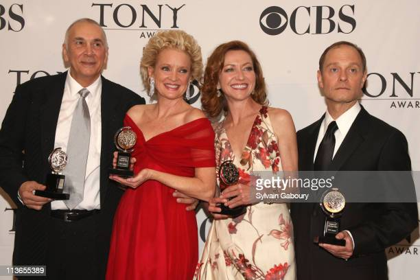 Frank Langella winner Actor for Frost/Nixon Christine Ebersole winner Actress for Grey Gardens Julie White winner Actress for The Little Dog Laughed...