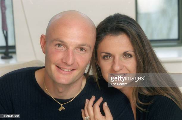 Frank Leboeuf with his wife Betty Leboeuf is a French footballer born in Marseilles in 1968 He won the World Cup in 1998 and the European...