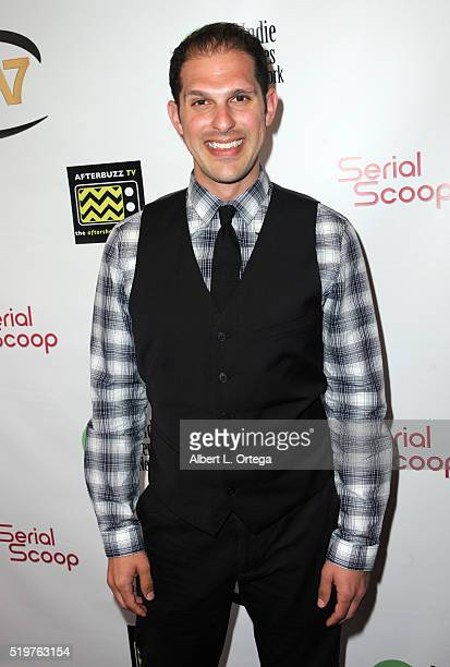 Frank Leone at the 7th Annual Indie Series Awards held at El Portal Theatre on April 6 2016 in North Hollywood California