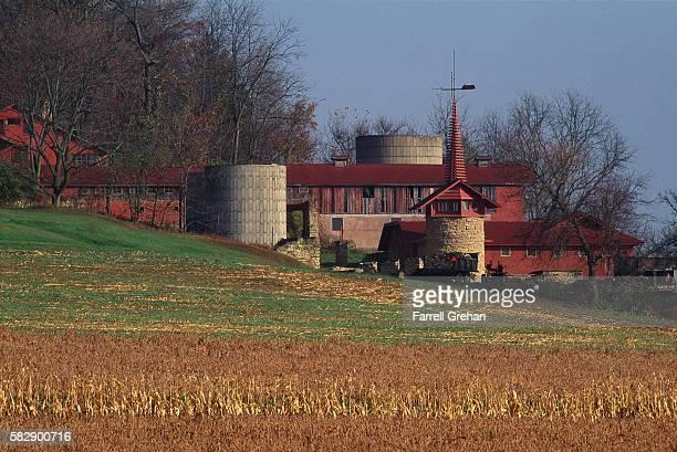 Frank Lloyd Wright Designed Farm