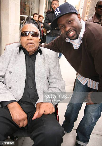 Frank Lucas and Todd Dash sighting on November 2 2007 in New York City