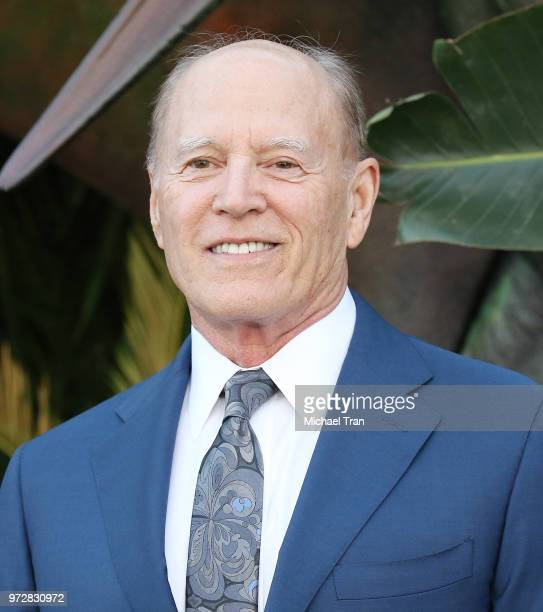 Frank Marshall arrives to the Los Angeles premiere of Universal Pictures and Amblin Entertainment's Jurassic World Fallen Kingdom held at Walt Disney...