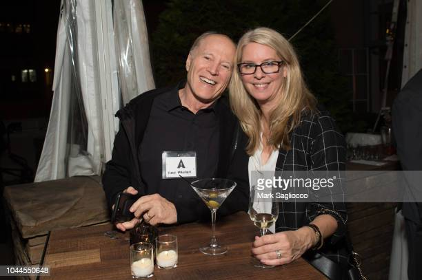 Frank Marshall attends The Academy Of Motion Picture Arts Sciences 2018 New Members Party at Top of the Rock's 620 Loft Garden on October 1 2018 in...