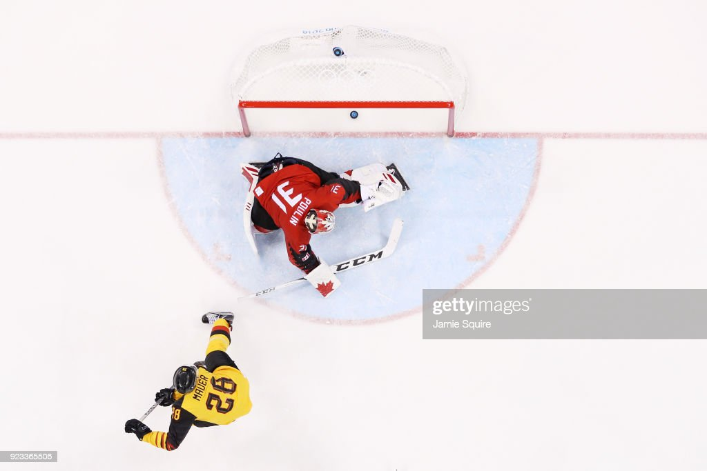 Ice Hockey - Winter Olympics Day 14 : News Photo