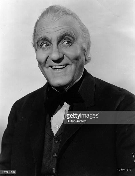 Frank Morgan formerly Francis Wupperman the American character actor as the professor in 'The Wizard Of Oz' directed by Victor Fleming for MGM
