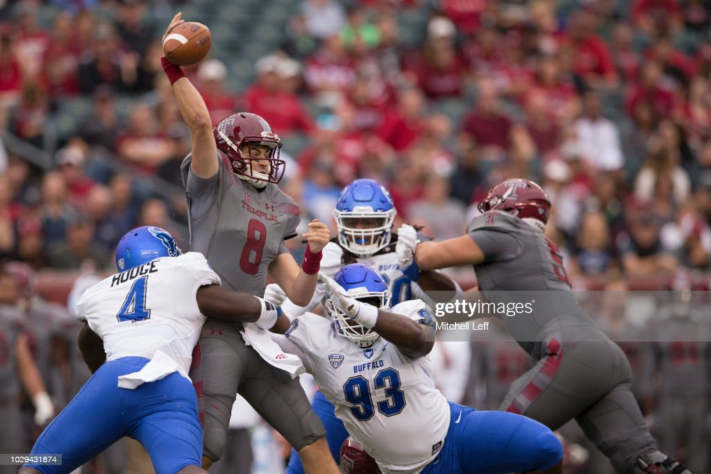 Buffalo v Temple : News Photo