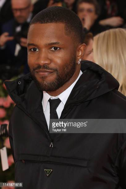"""Frank Ocean attends the 2019 Met Gala celebrating """"Camp: Notes on Fashion"""" at The Metropolitan Museum of Art on May 6, 2019 in New York City."""