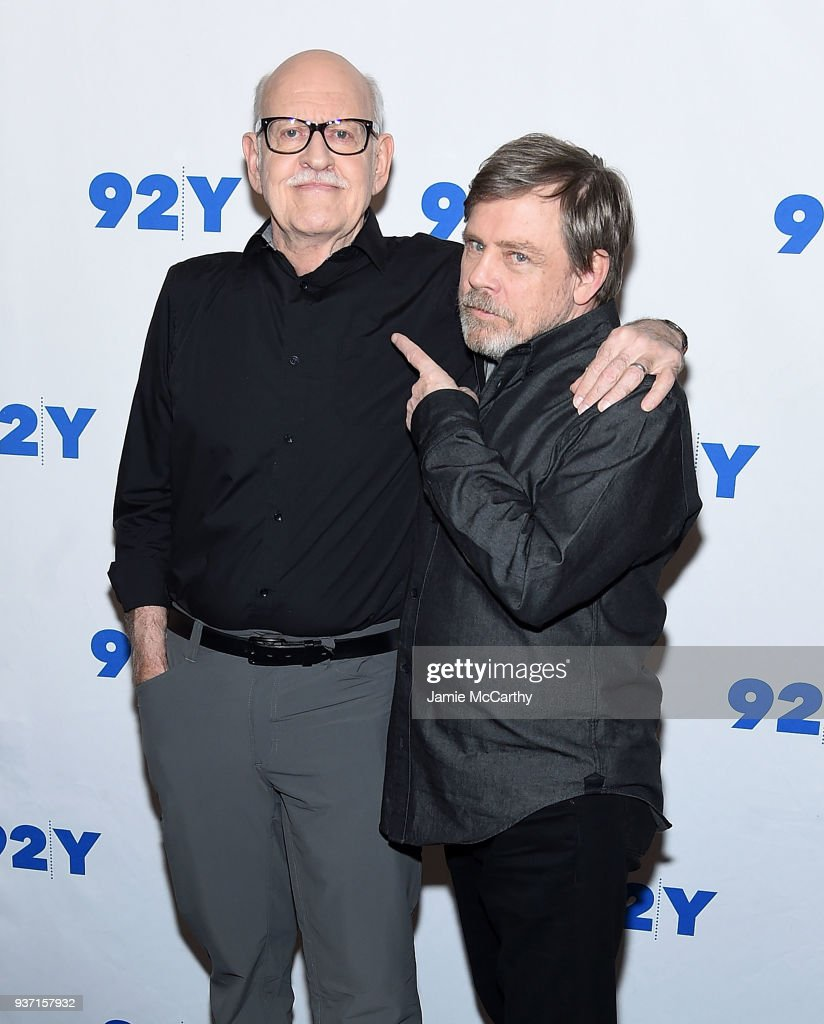 92nd Street Y Present: Mark Hamill And Frank Oz