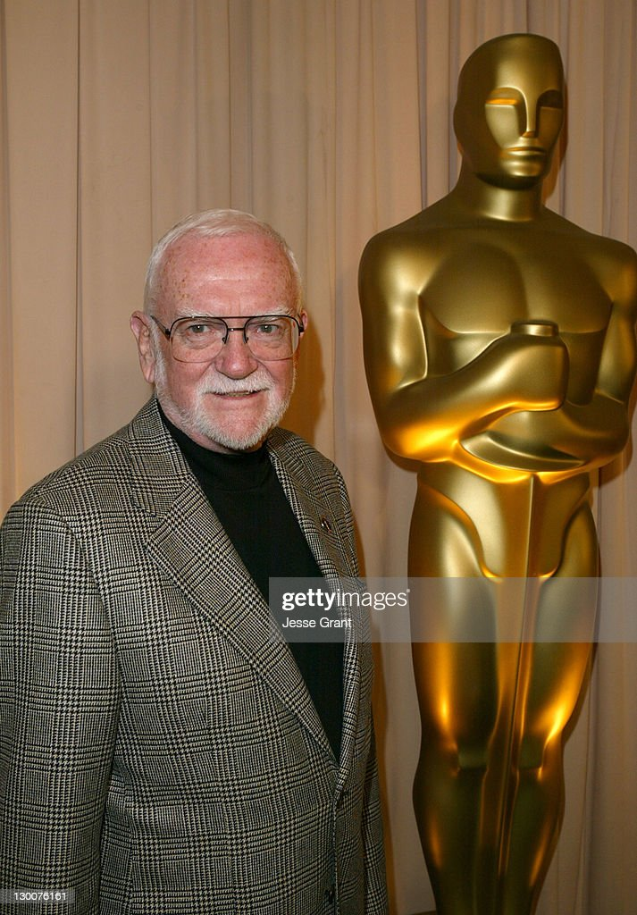 Frank Pierson during Reception for Blake Edwards, Honorary Academy Award Recipient - February 26, 2004 at The Annex, Hollywood & Highland in Hollywood, California, United States.
